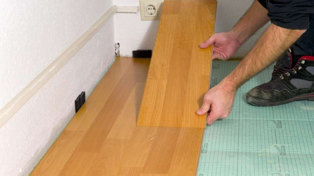 How to care for cheap laminate wood flooring get more for for Cheap laminate flooring