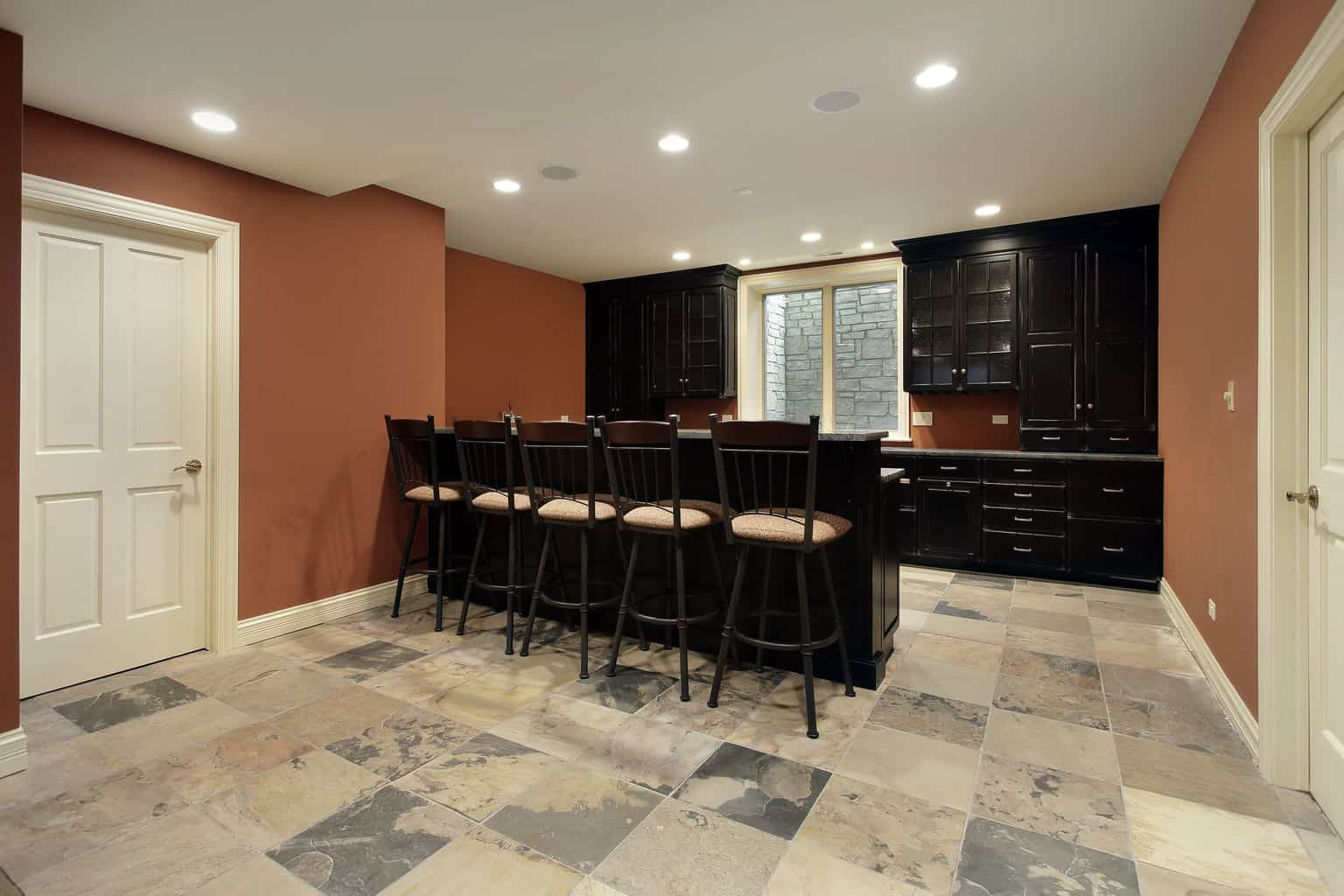 if you need cheap durable basement flooring you have several different options you could consider painting basement floors to save money
