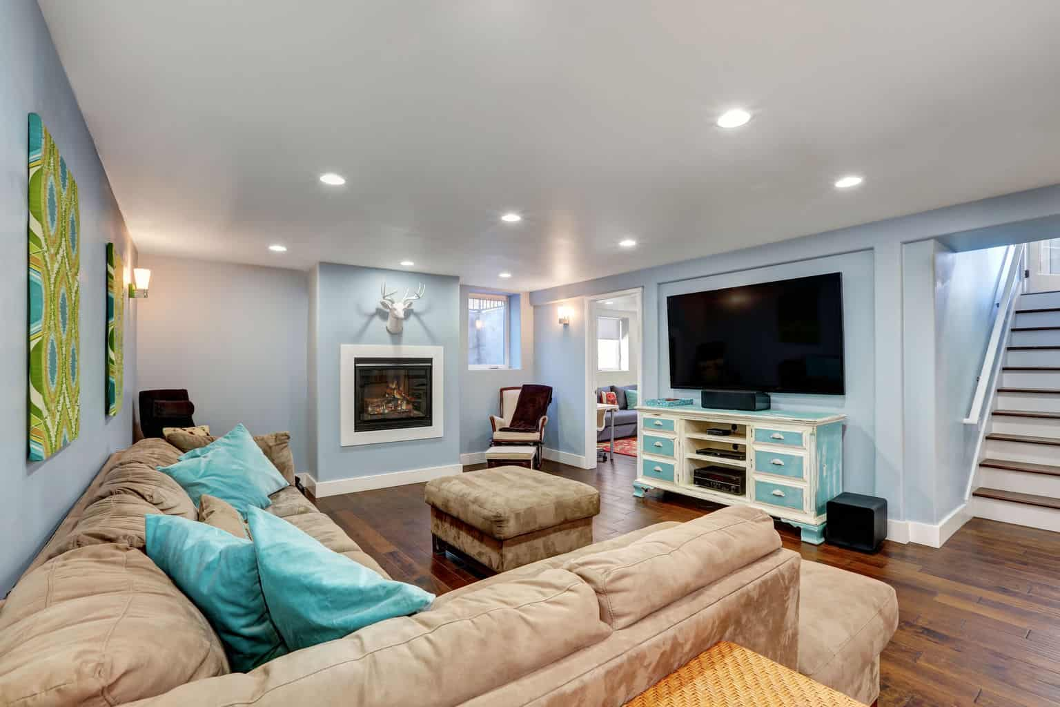 Basement Floors Best Options for a Basement Floor That Lasts