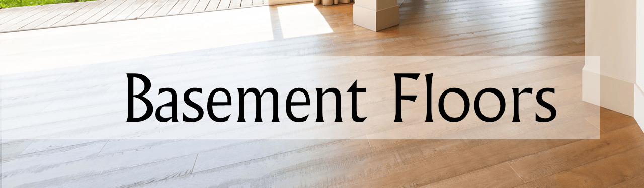 Basement Floors Best Options For A Basement Floor That Lasts - What is the best flooring to use in a basement