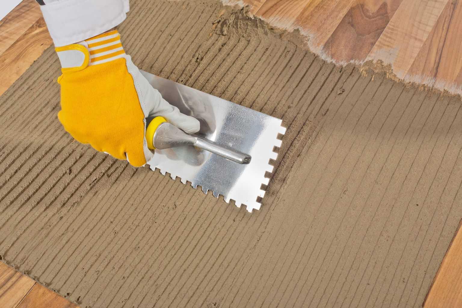 Step 5   Create A Flooring Layout