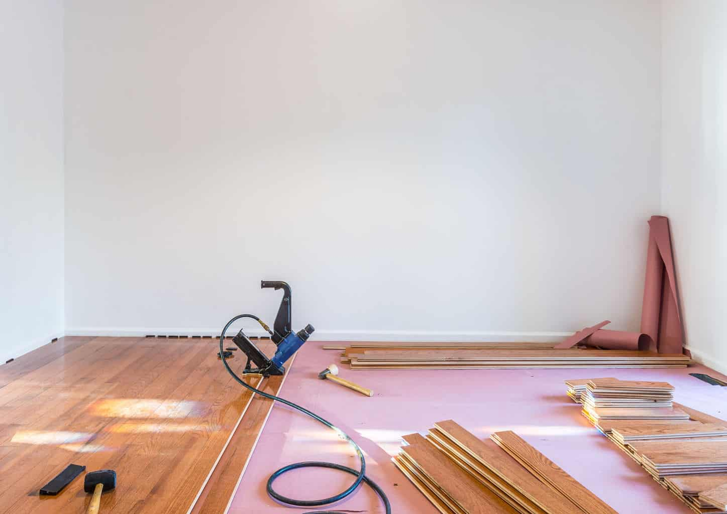 There Are Tricks For Bamboo Flooring Installing That Can Make The Job Faster With Better Results Floor Over Fir No Suloor