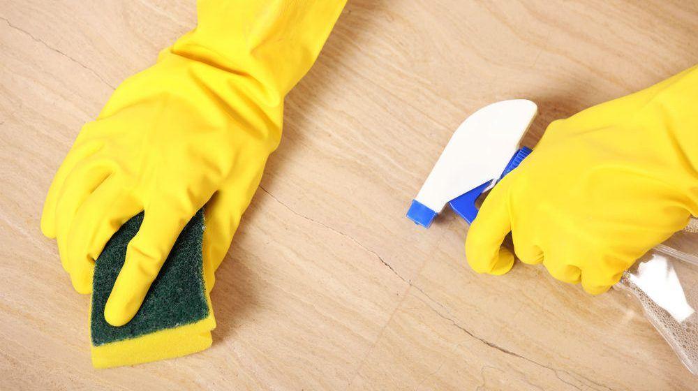 best cleaner for laminate floors
