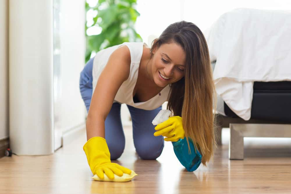 What Is the Best Way to Clean Wood Floors?