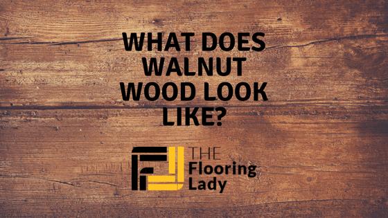 what does walnut wood look like_