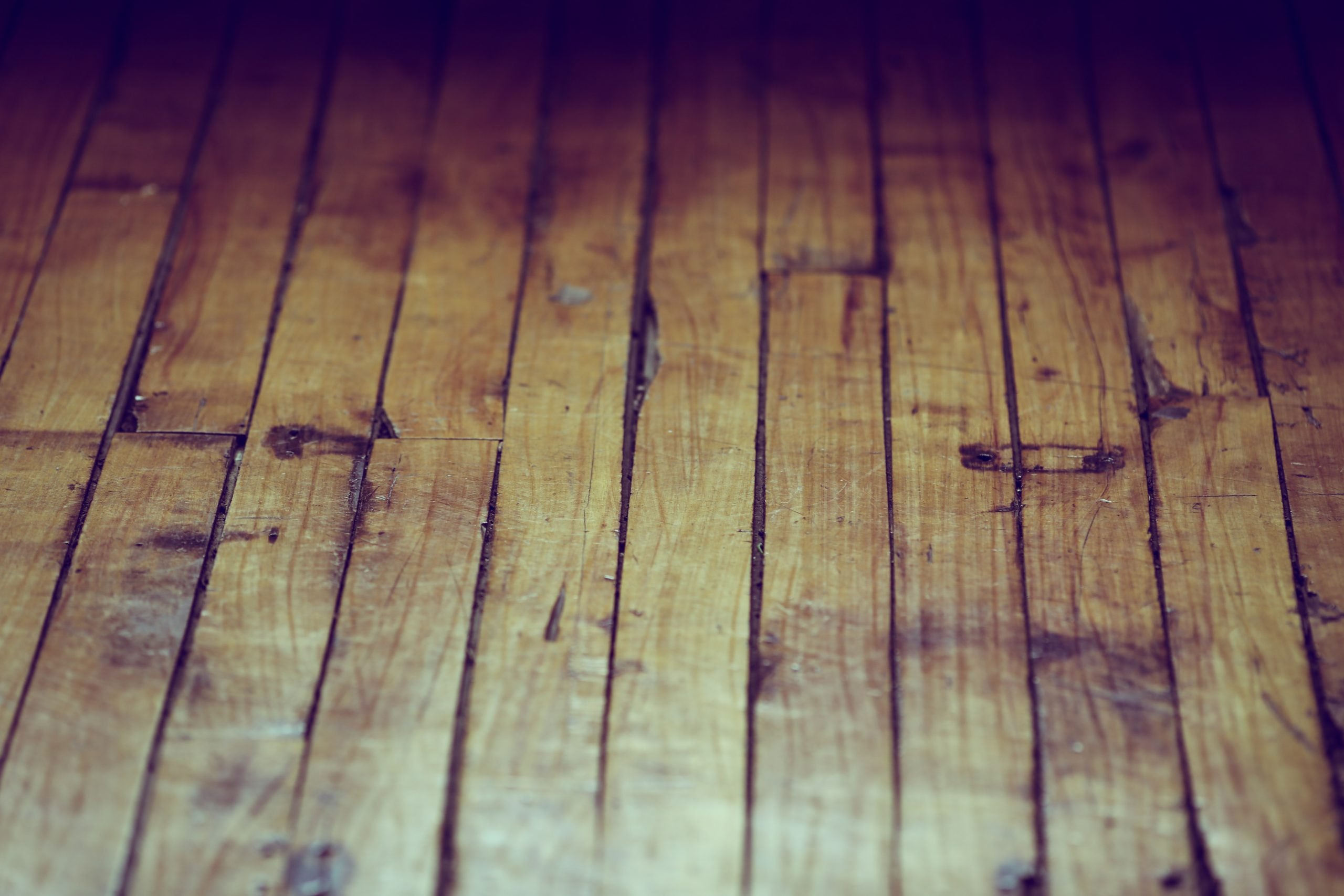 Old hard wood floors